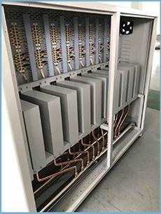 Poza Centrala termica electrica cu inductie OFS-DTL 200 kW - vedere interioara
