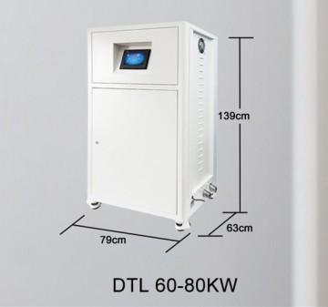 Poza Centrala termica electrica cu inductie OFS-DTL 80 kW - dimensiuni de gabarit