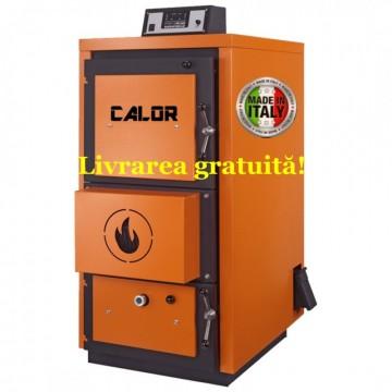 poza Centrala termica pe lemn cu gazeificare CALOR ASPIRO 125R inox