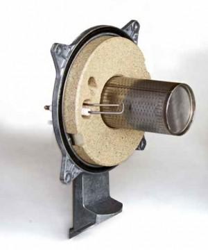 Poza Centrala termica pe gaz in condensatie combi ARCA PIXEL MX PN - arzator de gaz cu preamestec detaliu