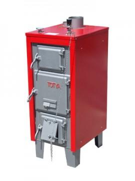 poza Centrala termica pe combustibil solid biomasa UNILINE SB-28 kW
