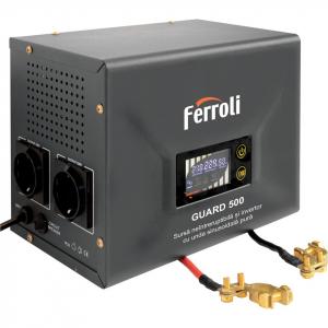 poza Sursa de alimentare UPS cu stabilizator de tensiune automat GUARD-1000 600 W