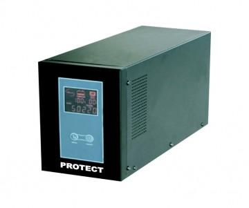poza Sursa neintreruptibila PROTECT 1500VA/1000 W 12VDC