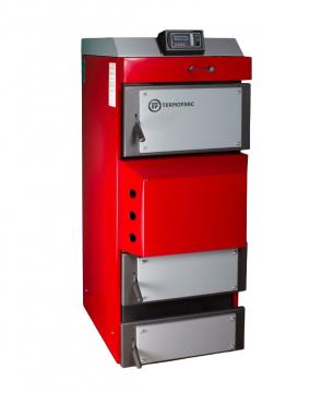 poza Centrala termica pe lemn cu gazeificare TERMOFARC FI-GS 130 kW