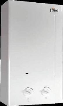 poza 689 Lei Instant de apa calda Ferroli ZEFIRO C11 -D GPL